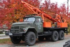 Pride. Бурильно-крановая машина БКМ 307, 8 000 куб. см., 2 000 кг. Под заказ
