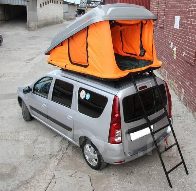вольво палатка работа