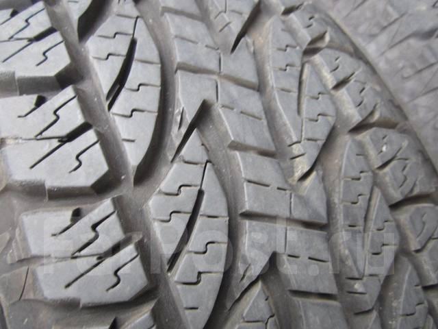 Bridgestone Dueler A/T. Грязь AT, 2015 год, без износа, 4 шт. Под заказ