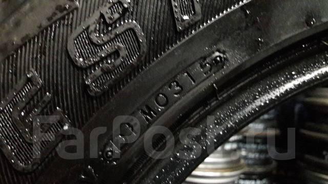 Bridgestone Dueler A/T. Грязь AT, 2015 год, без износа, 4 шт