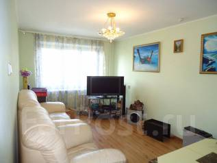 3-комнатная, улица Маковского 193а. Океанская, частное лицо, 72 кв.м. Интерьер