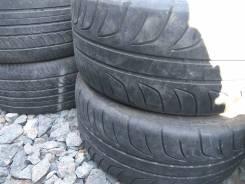 Bridgestone Potenza RE-01R. Летние, 2005 год, износ: 20%, 2 шт