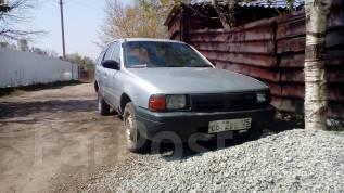 Nissan AD. механика, 4wd, 1.5, бензин