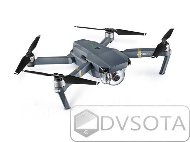 Новый Квадрокоптер DJI Mavic Pro (RFB). Оригинал. Гарантия! Dvsota!