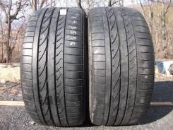 Bridgestone Potenza RE050. Летние, износ: 10%, 2 шт