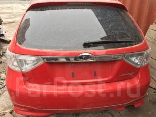 Бампер. Subaru Impreza, GH3, GH, GH2, GH7, GH6