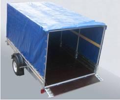 Прицеп для перевозки различных крупногабаритных грузов и мототехники. Г/п: 477 кг., масса: 749,00кг.