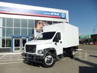 ГАЗ Газон Next C41R13. ГАЗон NEXT изотермический фургон, 4 400 куб. см., 5 000 кг.