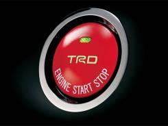 Кнопка запуска двигателя. Toyota Crown, GRS200, GRS201, GRS202, GRS203, GRS204, GRS180, GRS181, GRS182, GRS183, GRS184, GRX120, GRX121, GRX125, GRX130...