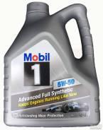 Mobil. Вязкость 5W-50, синтетическое