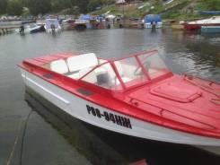 Амур. Год: 1993 год, длина 4,50м., двигатель стационарный, 80,00л.с., бензин