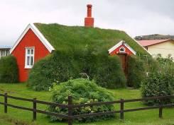"""Ремонт крыши, гидроизоляция, """"Зелёная кровля"""" Сад на крыше"""