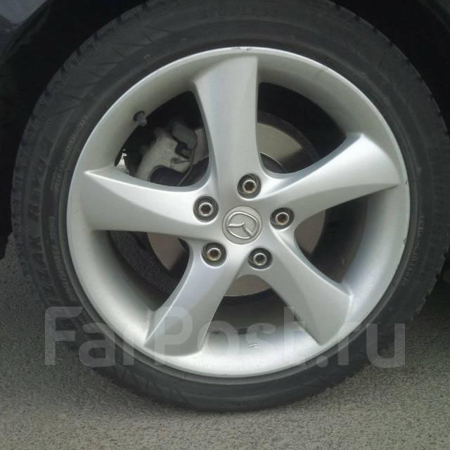 """Mazda. 7.0x17"""", 5x114.30, ET55, ЦО 67,1мм."""