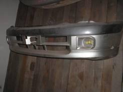 Бампер. Toyota Raum, EXZ15, EXZ10 Двигатель 5EFE