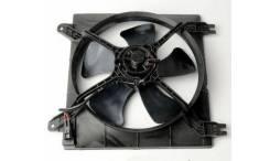 Вентилятор охлаждения радиатора. Chevrolet Lacetti Двигатели: L91, LDA, L95, LXT, L84, L34, LMN, L44, L88, L14