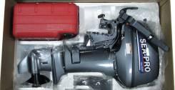 Sea-Pro. 15,00л.с., 2х тактный, бензин, нога S (381 мм)