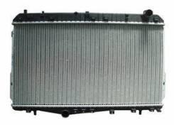 Радиатор масляный. Chevrolet Lacetti