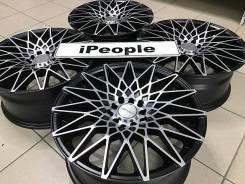 Sakura Wheels. 7.5x17, 5x100.00, 5x114.30, ET35, ЦО 73,1мм.