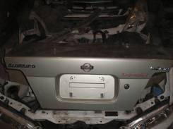 Крышка багажника. Nissan Bluebird, EU14, HNU14, ENU14, HU14, SU14, QU14 Двигатели: SR18DE, SR20DE, CD20E, SR20VE, QG18DE, QG18DD, CD20