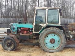 ЮМЗ 6КЛ. Трактор ЮМЗ-6КЛ, 4 940 куб. см.