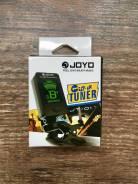 Продам новый компактный тюнер Joyo JT-01 для настройки гитары
