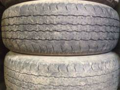 Bridgestone Dueler H/T. Летние, 2008 год, износ: 60%, 4 шт