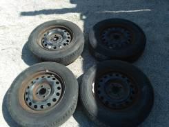 Комплект колес R14. 5.0x14 4x100.00