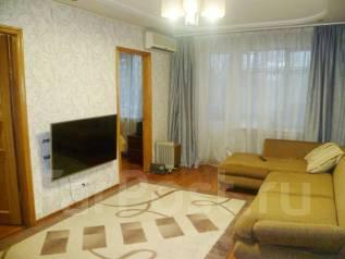 4-комнатная, улица Комарова 77. Центр, Комарова-Некрасова, агентство, 62 кв.м. Интерьер