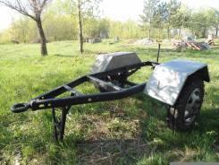 Прицеп-шасси ТАПЗ-755. Г/п: 1 500 кг., масса: 1 970,00кг.