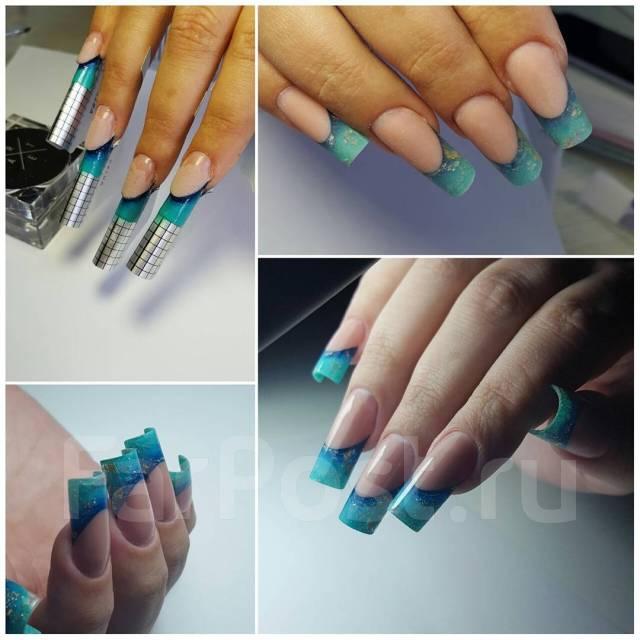 Моделирование ногтей, Маникюр Дизайн. Базовые курсы!