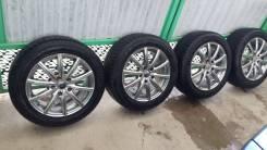 Хороший комплект колес. x16 5x114.30 ET40