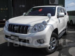 Toyota Land Cruiser Prado. автомат, 4wd, 2.7, бензин, б/п. Под заказ