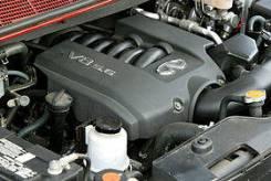 Двигатель в сборе. Nissan Titan Nissan Armada Infiniti QX56 Двигатель VK56DE