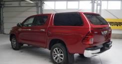 Кунг. Fiat Fullback Volkswagen Amarok Mitsubishi L200 Toyota Hilux Pick Up, GUN125L, GUN125, GUN126L Двигатели: 2GDFTV, 1GDFTV