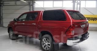 Кунг. Volkswagen Amarok Mitsubishi L200 Isuzu D-MAX Fiat Fullback Toyota Hilux Pick Up, GUN125, GUN125L, GUN126L Двигатели: 1GDFTV, 2GDFTV