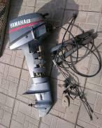 Yamaha. 8,00л.с., 2х тактный, бензин, нога S (381 мм), Год: 2002 год