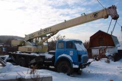 МАЗ 5334. Продается авто-кран Ивановец, 11 150 куб. см., 12 500 кг., 14 м.