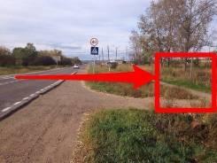 Продам участок вдоль шоссе в Яковлевском районе. 1 500 кв.м., электричество, от агентства недвижимости (посредник)