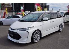 Toyota Estima Hybrid. автомат, 4wd, 2.4, бензин, б/п. Под заказ