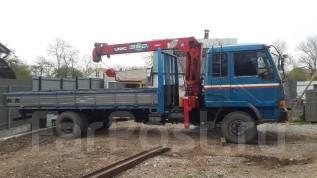 Услуги грузовика с краном (воровайка)
