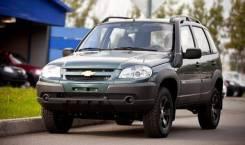 Шноркель. Chevrolet S10 Chevrolet Niva