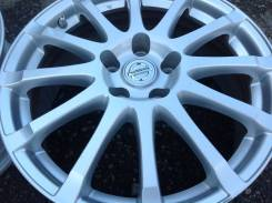 Nissan. 7.5x18, 5x114.30, ET55, ЦО 67,0мм.