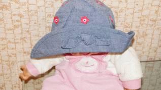 Шляпы. Рост: 80-86, 86-98 см