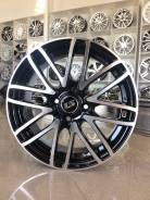 Light Sport Wheels LS H3002. 6.0x15, 4x98.00, 4x100.00, ET40, ЦО 60,1 мм.