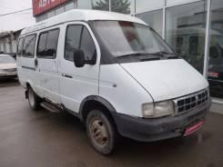 ГАЗ 3221. , 2 700 куб. см., 1 000 кг.