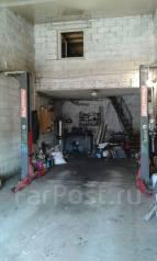 Боксы гаражные. улица Урицкого 12, р-н Индустриальный, 60 кв.м., электричество. Вид изнутри