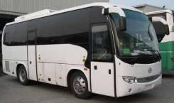 Higer. -6826, автобус, межгород в Красноярске, 4 460 куб. см., 29 мест