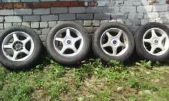 Продам колеса недорого. 6.5x15 5x100.00, 5x114.30 ET48