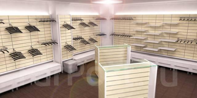 Торговое оборудование для магазинов Одежды/Бутиков/Шоурумов