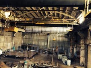 Производственное помещение площадью 900 кв. м. 900 кв.м., улица Снеговая 13, р-н Снеговая